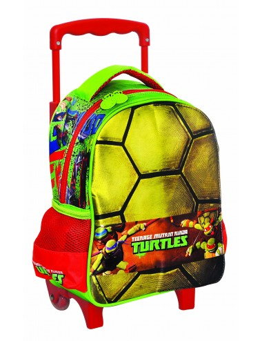 GIM TROLLEY Νηπιαγωγείου NINJA POWER TURTLE 334-08072