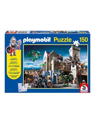 Schmidt Playmobil Μάχη για το Θησαυρό (με Φιγούρα) 150pcs (56090)