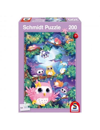 Schmidt Κουκουβάγιες 200pcs (56131)