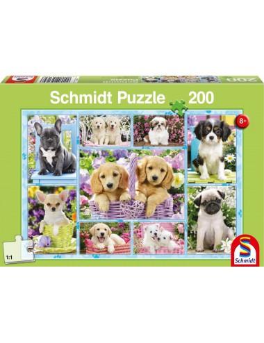 Schmidt Κουταβάκια 200pcs (56162)