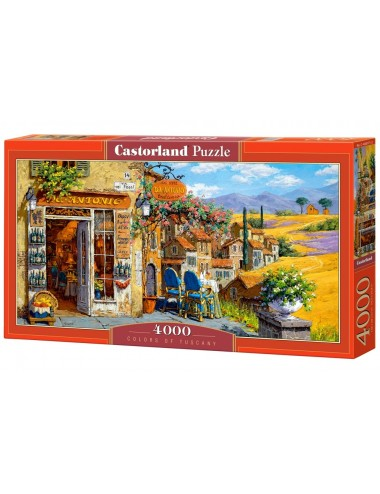 Castorland Colors of Tuscany 4000 ΚΟΜΜΑΤΙΑ C-400171-2