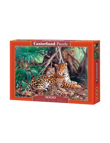Castorland Jaguars in the Jungle 3000 ΚΟΜΜΑΤΙΑ C-300280-2