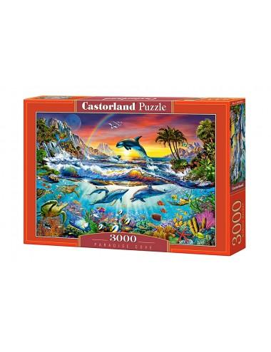 Castorland Paradise Cove 3000 ΚΟΜΜΑΤΙΑ C-300396-2