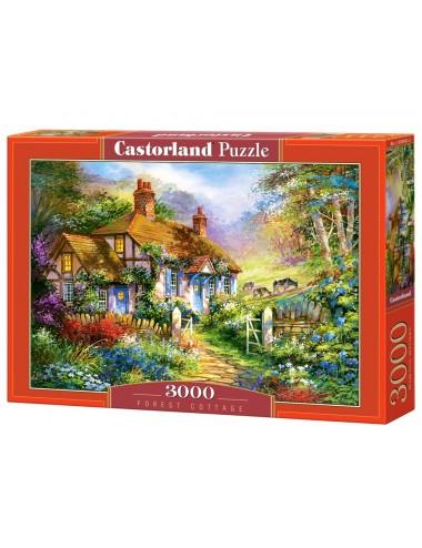 Castorland Forest Cottage 3000 ΚΟΜΜΑΤΙΑ C-300402-2