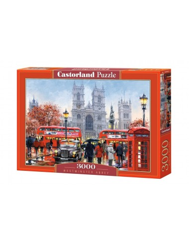 Castorland Westminster Abbey 3000 ΚΟΜΜΑΤΙΑ C-300440-2