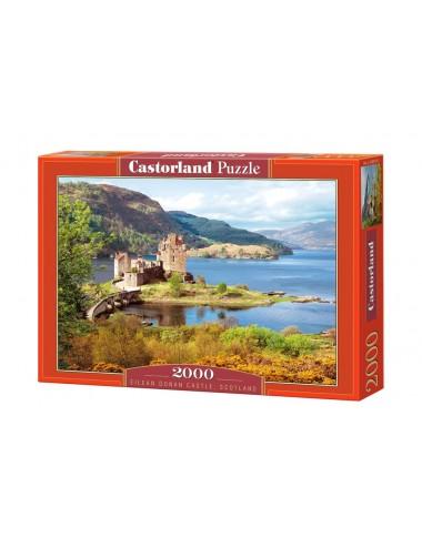 Castorland Eilean Donan Castle-Scotland 2000 ΚΟΜΜΑΤΙΑ C-200016-2