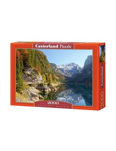 Castorland Gosausee-Austria 2000 ΚΟΜΜΑΤΙΑ C-200368-2