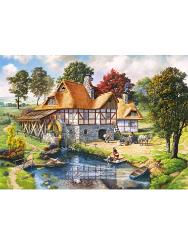 Castorland Water Mill Cottage 2000 ΚΟΜΜΑΤΙΑ C-200498-2
