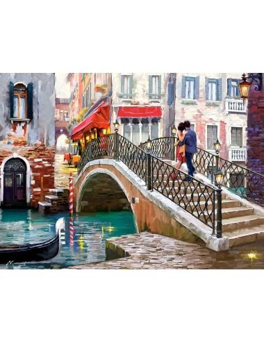 Castorland Venice Bridge 2000 ΚΟΜΜΑΤΙΑ C-200559-2