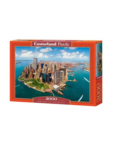 Castorland NEW YORK CITY BEFORE 9/11 2000 ΚΟΜΜΑΤΙΑ C-200573-2