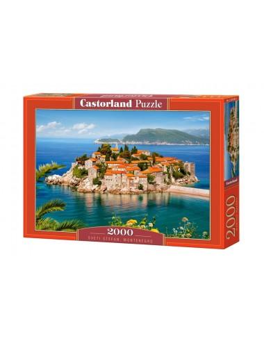 Castorland Sveti Stefan Montenegro 2000 ΚΟΜΜΑΤΙΑ C-200580-2