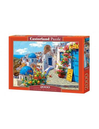 Castorland Spring in Santorini 2000 ΚΟΜΜΑΤΙΑ C-200603-2