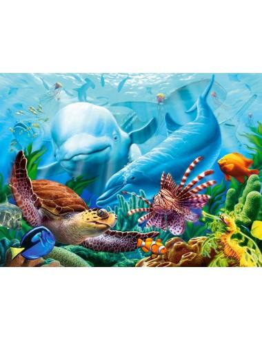 Castorland Ocean Life 2000 ΚΟΜΜΑΤΙΑ C-200627-2