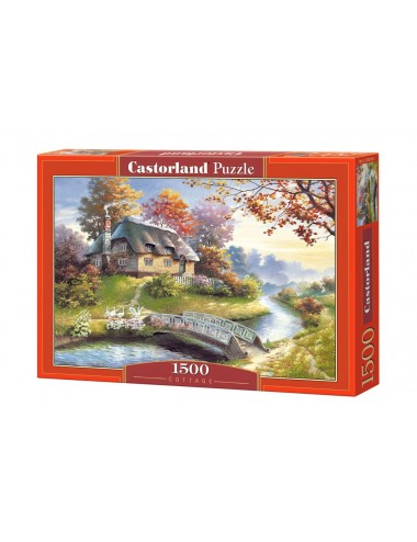 Castorland Cottage 1500 ΚΟΜΜΑΤΙΑ C-150359-2