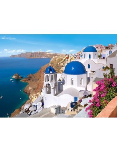 Castorland Santorini Greece 2000 ΚΟΜΜΑΤΙΑ C-150663-2