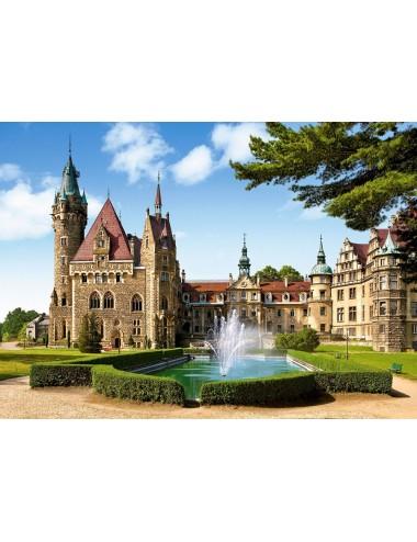 Castorland Moszna Castle Poland 1500 ΚΟΜΜΑΤΙΑ C-150670-2