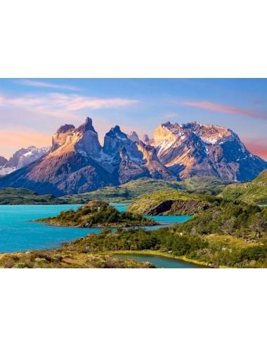 Castorland Torres del Paine, Patagonia-Chile1500 ΚΟΜΜΑΤΙΑ C-150953-2