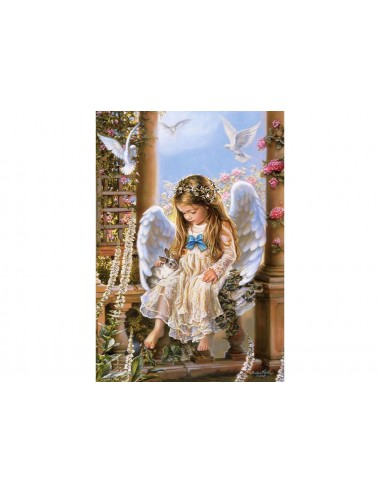 Castorland Tender Love, Sandra Kuck 1500 ΚΟΜΜΑΤΙΑ C-151165-2