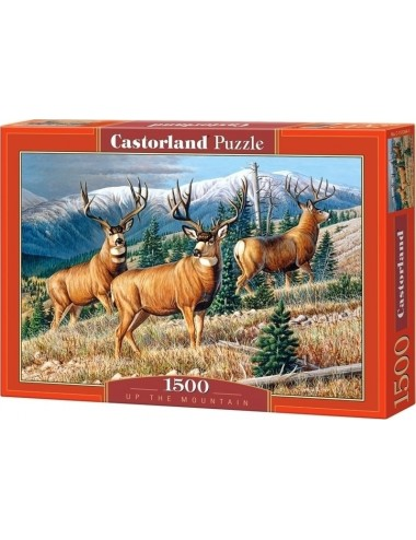 Castorland Up the Mountain 1500 ΚΟΜΜΑΤΙΑ C-151264-2