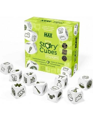 ΚΥΒΟΙΣΤΟΡΙΕΣ Rory΄s Story Cubes Voyages: Max