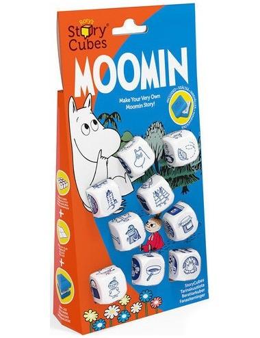 ΚΥΒΟΪΣΤΟΡΙΕΣ Rory΄s Story Worlds: Moomin