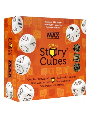 Rory΄s Story Cubes Voyages: Max
