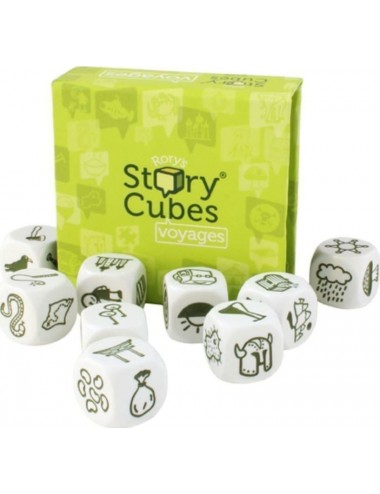 Κυβοϊστορίες Rory΄s Story Cubes Voyages