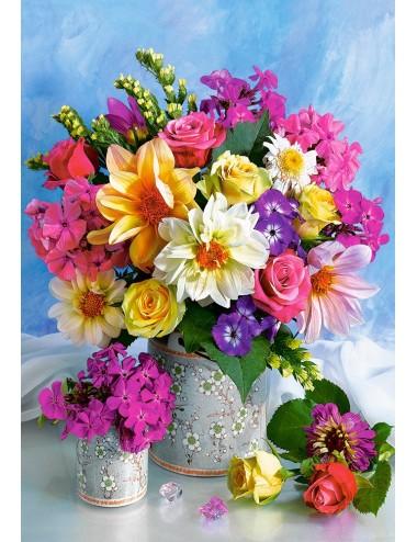 Castorland Flower Bouquet 1500 ΚΟΜΜΑΤΙΑ C-151516-2