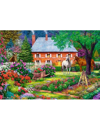 Castorland The Sweet Garden 1500 ΚΟΜΜΑΤΙΑ C-151523-2