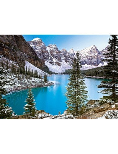 Castorland The Jewel of the Rockies, Canada 1000 ΚΟΜΜΑΤΙΑ C-102372-2