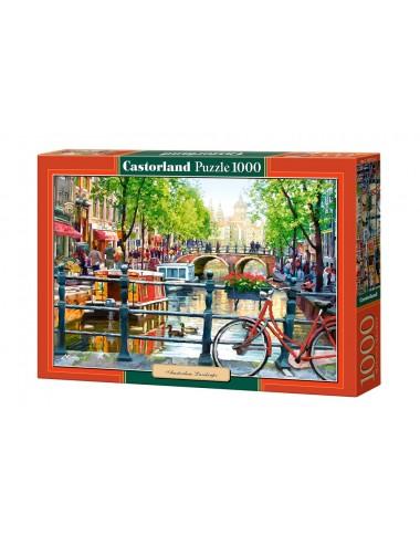 Castorland Amsterdam Landscape 1000 ΚΟΜΜΑΤΙΑ C-103133-2