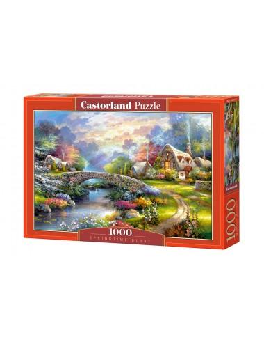 Castorland Springtime Glory 1000 ΚΟΜΜΑΤΙΑ C-103171-2