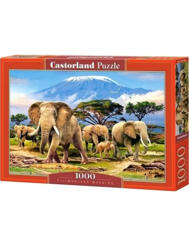 Castorland Kilimanjaro Morning 1000 ΚΟΜΜΑΤΙΑ C-103188-2