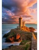 Castorland The Lighthouse Petit Minou, France 500 ΚΟΜΜΑΤΙΑ B-52530