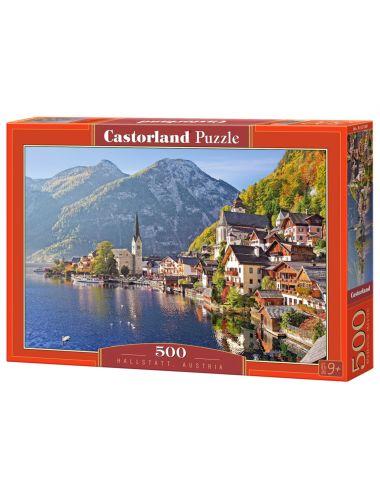 Castorland Hallstatt, Austria 500 ΚΟΜΜΑΤΙΑ B-52189