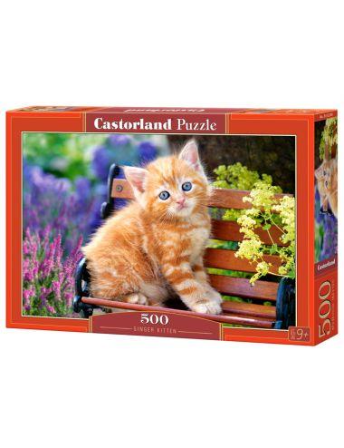 Castorland Ginger Kitten 500 ΚΟΜΜΑΤΙΑ B-52240