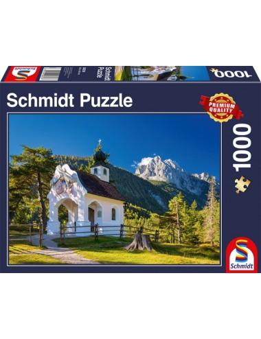 Schmidt Βαβαρική Εκκλησία 1000pcs (58318)