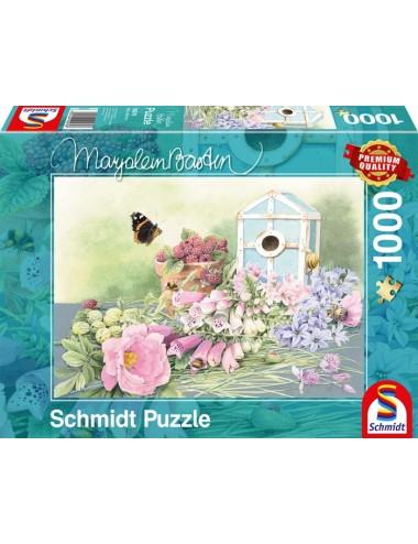 Schmidt Καλοκαιρινό Σπίτι 1000pcs (59570)