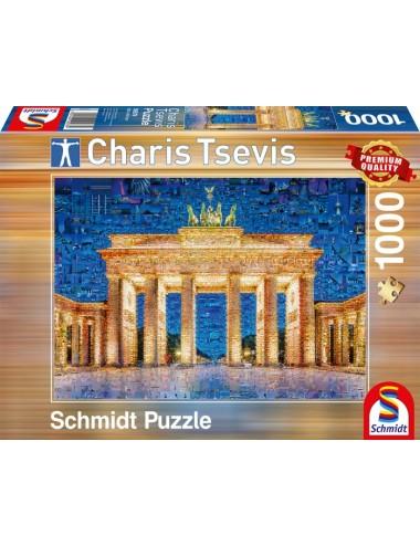Schmidt Βερολίνο 1000pcs (59578)