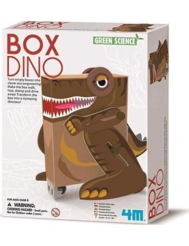 4ΜΚατασκευή Κουτί Δεινόσαυρος 4Μ0424