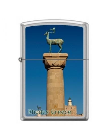 Zippo 205-014529 RHODES GREECE
