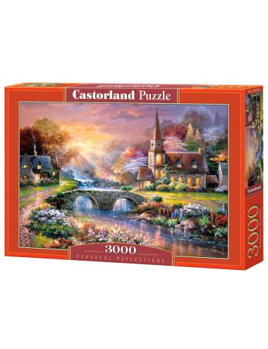 Castorland Towering Dreams-Dubai 3000 ΚΟΜΜΑΤΙΑ C-300419