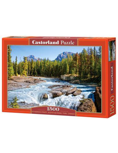 Castorland Athabasca River in Jasper National Park, Canada 1500 ΚΟΜΜΑΤΙΑ C-150762
