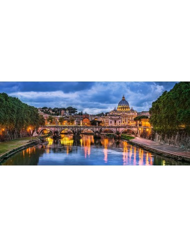 Castorland View of St Peter's Basilica, Vatican 600 KOMMATIA B-060054