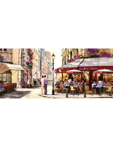Castorland Lovers in Paris 600 KOMMATIA B-060085