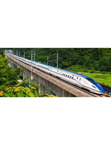 Castorland The Fast Train 600 KOMMATIA B-060146