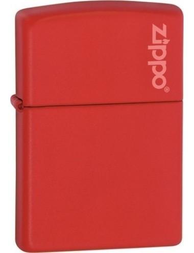 Zippo 233 ZL Regular Red Matte