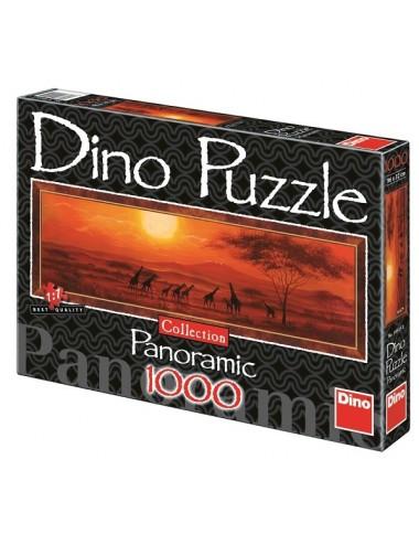 Dino παζλ Καμηλοπαρδάλεις 1000 κομμάτια 54505
