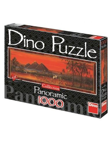 Dino παζλ Πυραμίδες1000 κομμάτια 54504