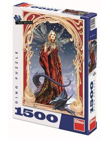 Dino παζλ Αυτοκράτειρα Avalon 1500 κομμάτια 55140